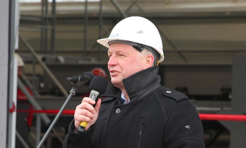 Председатель комитета областного Собрания депутатов по жилищной политике и коммунальному хозяйству Андрей Аннин.