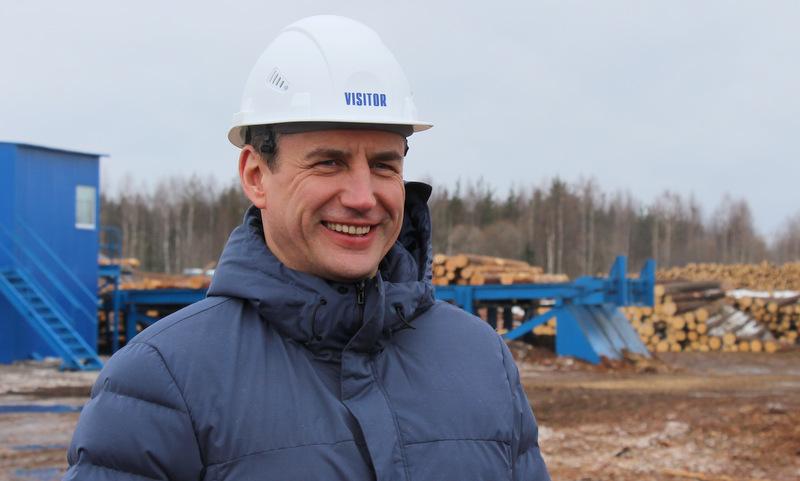 Председатель комитета областного Собрания по природопользованию и лесопромышленному комплексу Александр Дятлов.