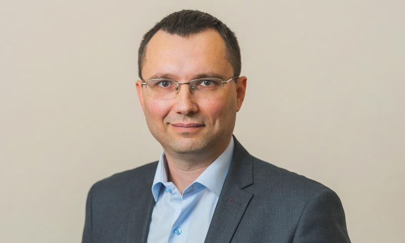 Коммерческий директор розничной сети «Макси» Евгений Погодин.