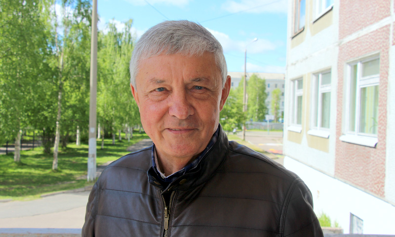 Виталий Фортыгин.