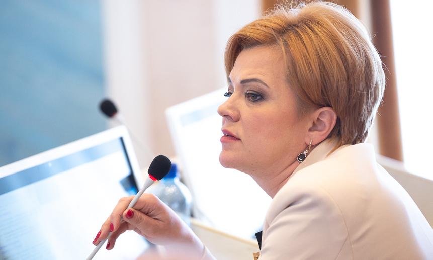 Надежда Виноградова. Фото Артёма Келарева.