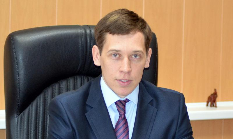 Виктор Парфёнов.